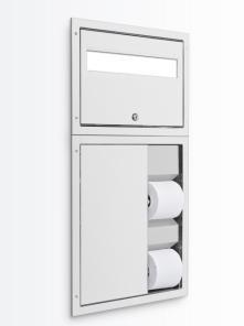 Stupendous Aj Washroom Partition Mounted Toilet Seat Cover Dispenser Ncnpc Chair Design For Home Ncnpcorg